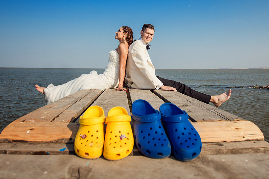 Poveste fotografica nunta - Elena & Laur