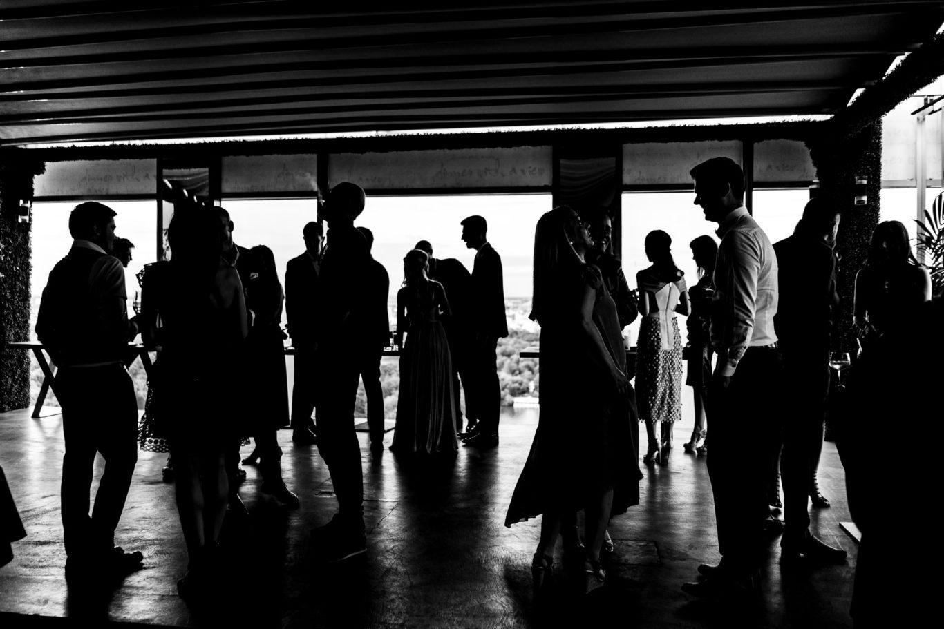 Nunta la 18 Lounge - Sandra & Mihnea