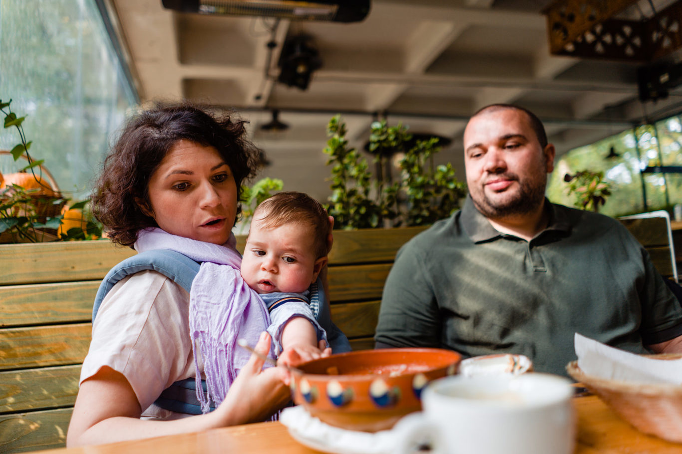 Fotografii de familie in culori de toamna - fotograf de familie - Ciprian Dumitrescu - fotograf Bucuresti - fotografie copii