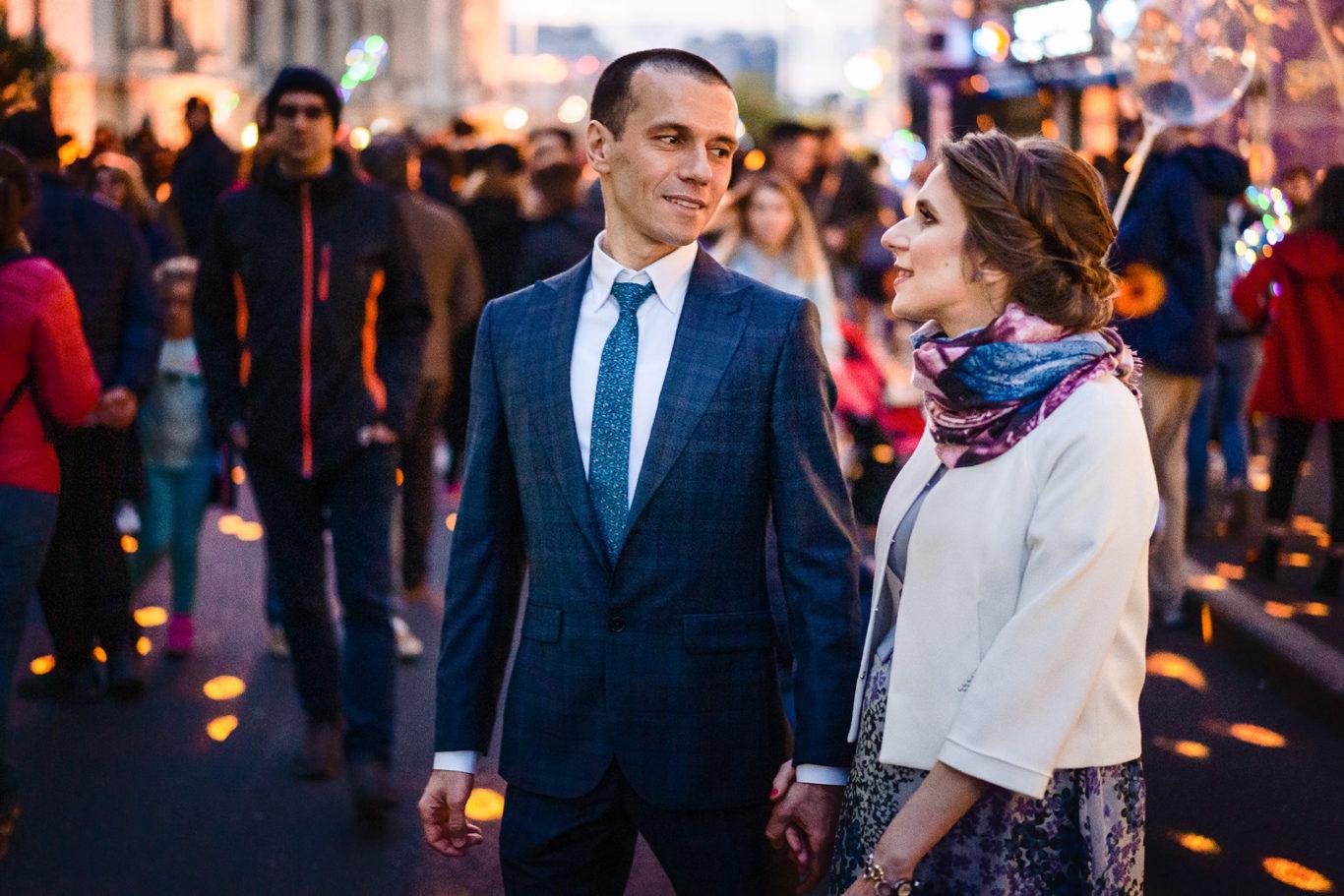 Sesiune foto de logodna la Spotlight 2019 - fotograf Ciprian Dumitrescu