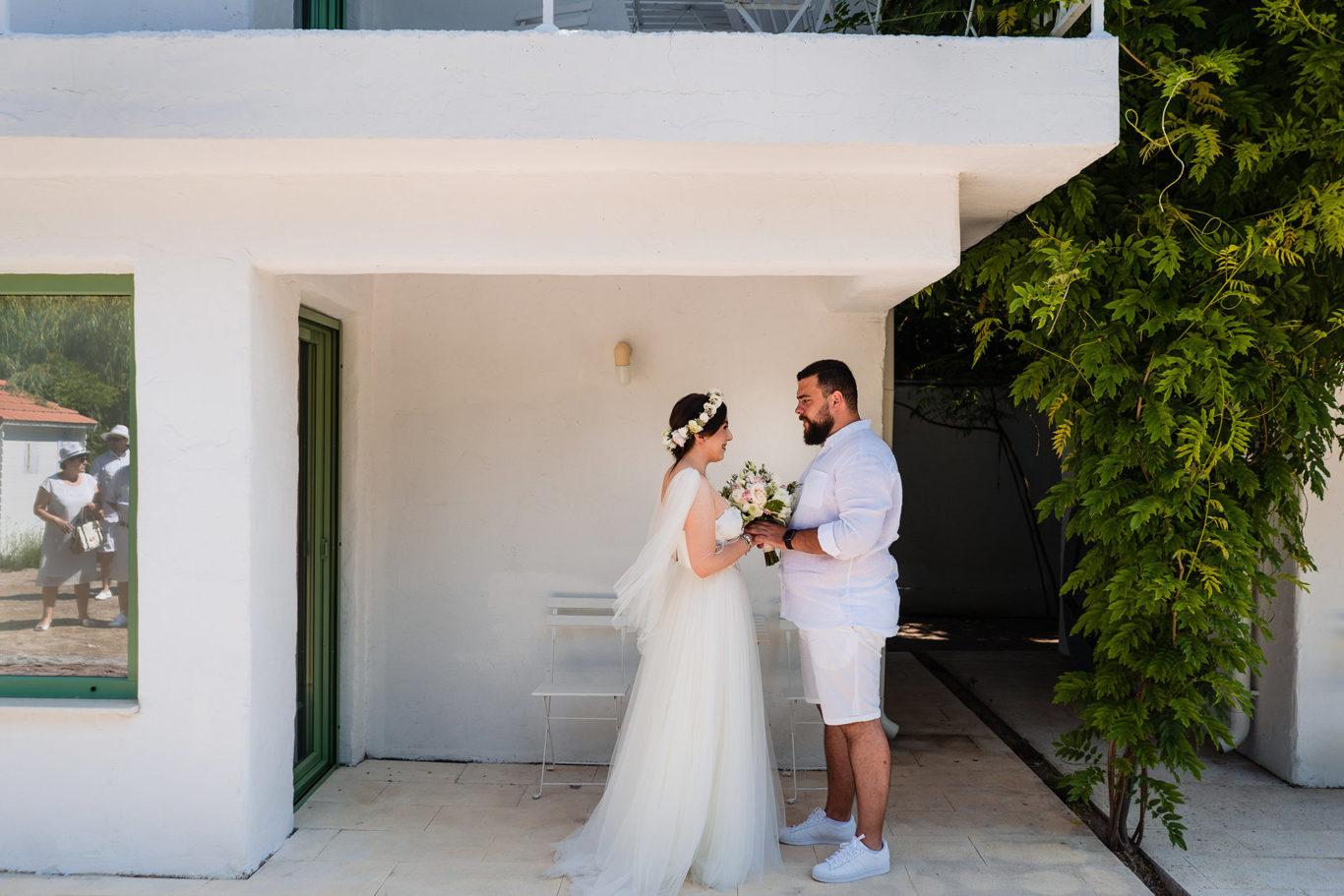 Nunta pe plaja @ Olimp   fotograf nunta Ciprian Dumitrescu
