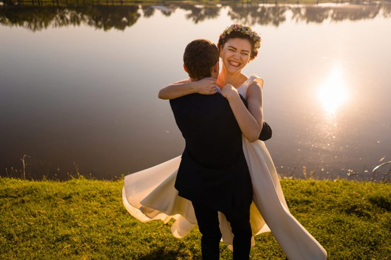 Sesiune foto dupa nunta la Comana - Andreea + Victor