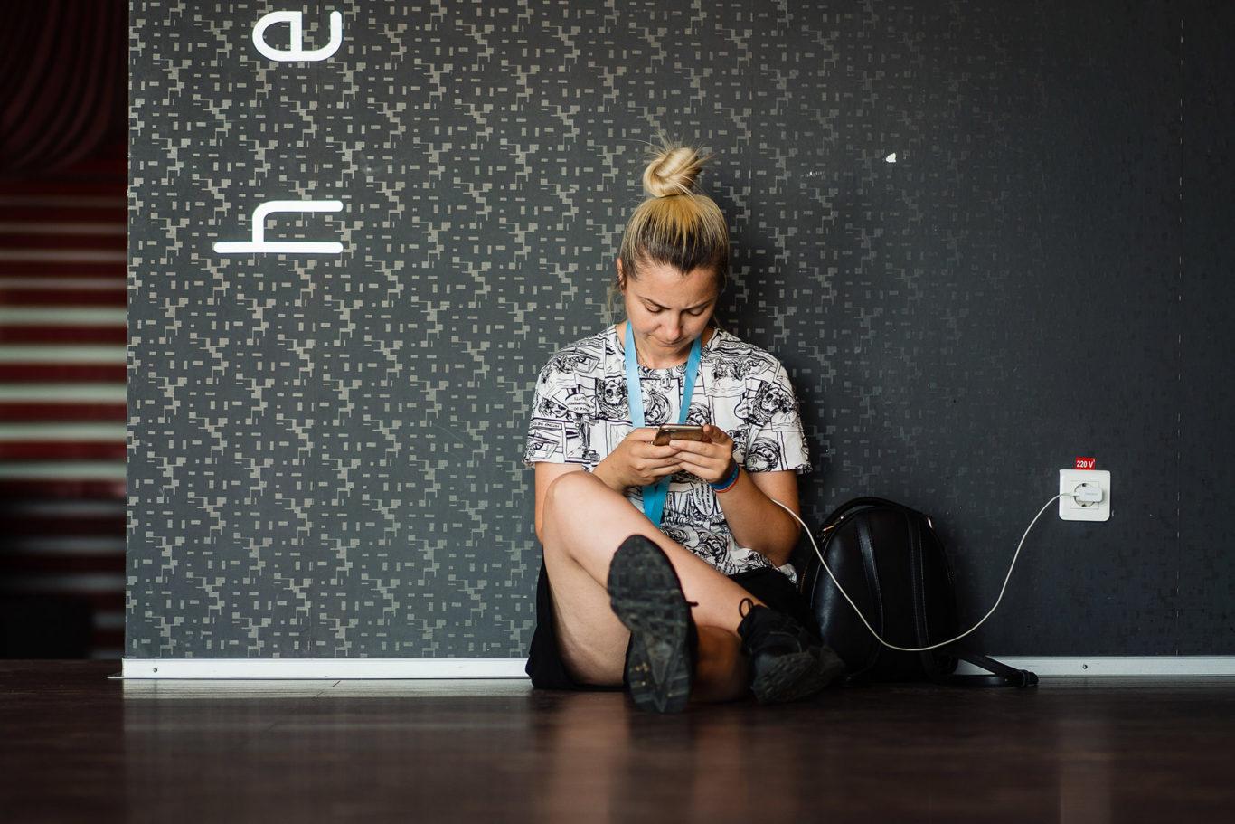 Concentrare @ Weddcamp - Daniela Sterea
