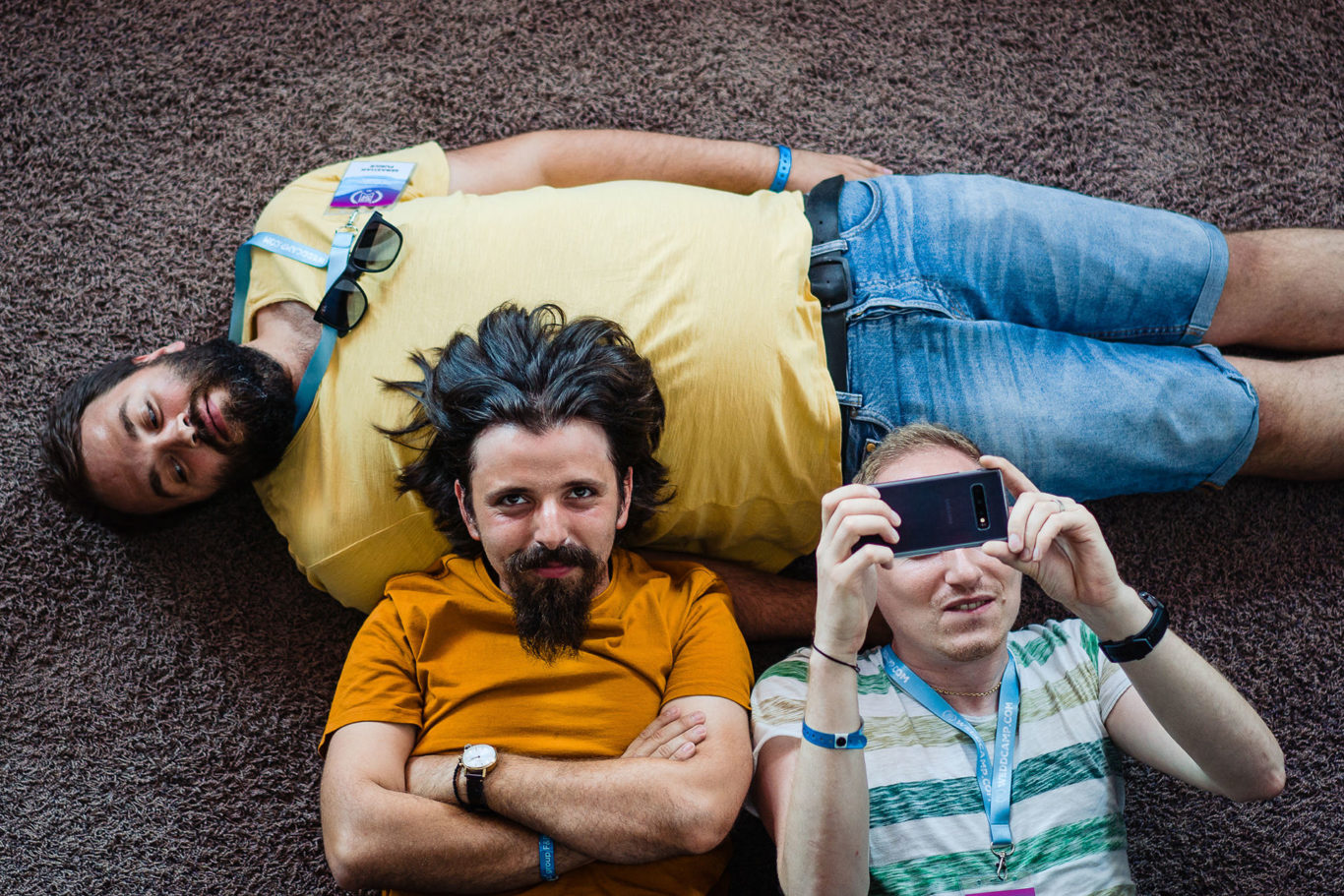 Portrete de fotograf @ Weddcamp