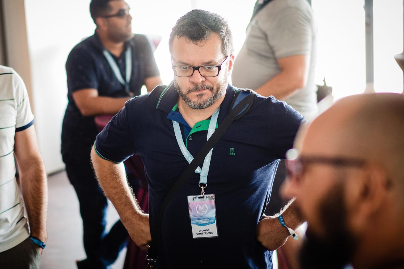 Dragos Constantin @ Weddcamp