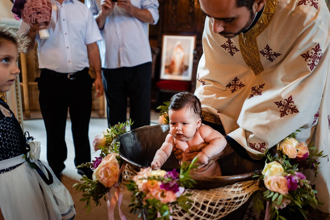 Ne racorim nitel la botez