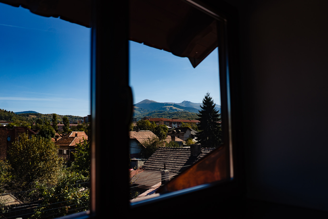 Vedere spre Parang - La Belle Epoque