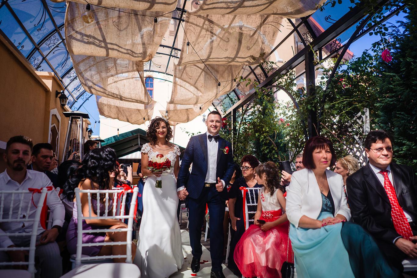 Sosesc mirii - nunta La Belle Epoque