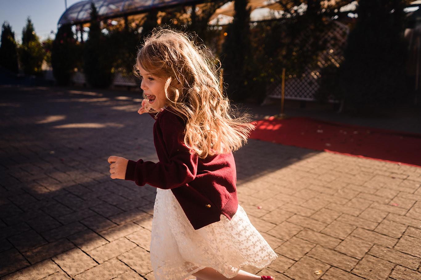 Veselie de copil