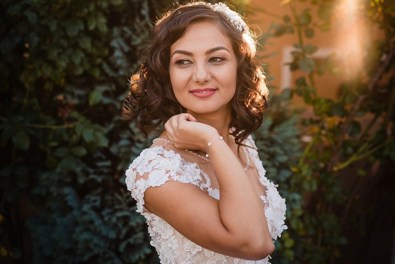 Portret de mireasa - nunta La Belle Epoque
