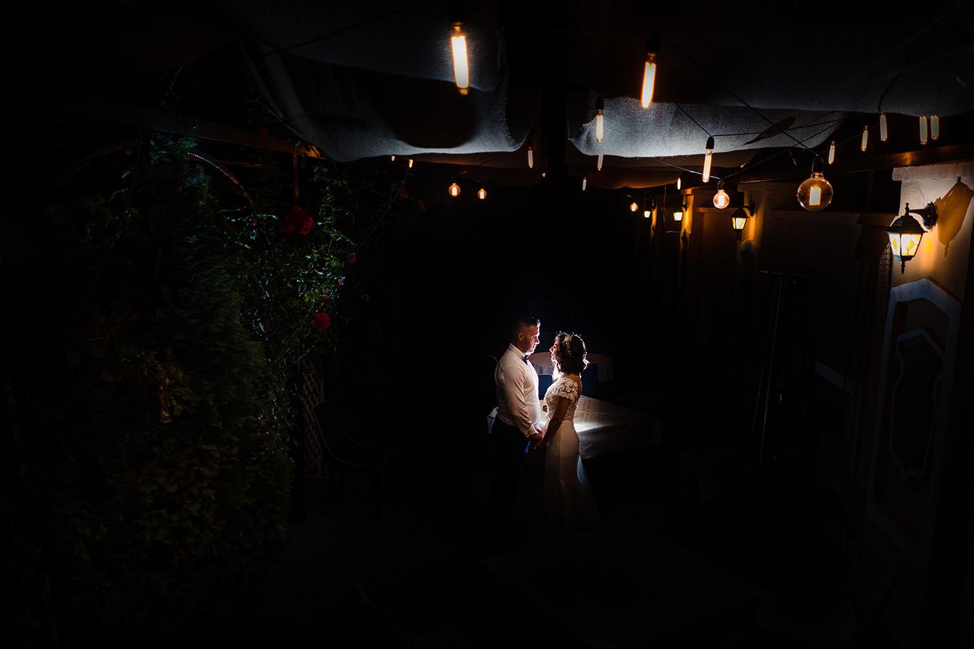Fotografie de final - nunta La Belle Epoque