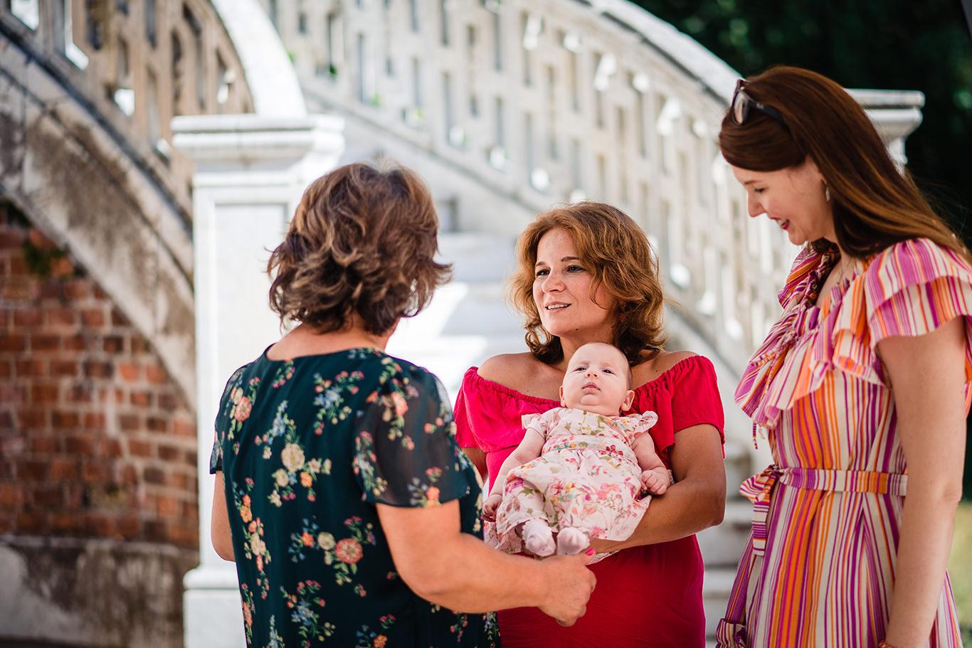 Botez la Palatul Stirbey - Karina