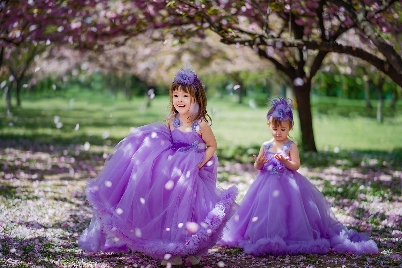 Fotografii copii in gradina japoneza Bucuresti