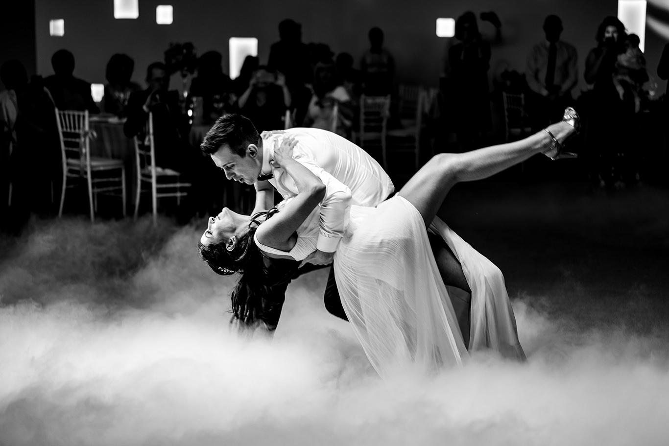 Dansul mirilor la Vivolis Events - fotograf Ciprian Dumitrescu