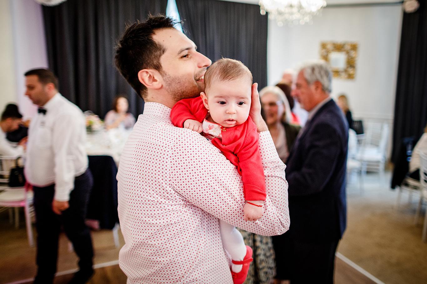Dansez cu tata la botez la Gargantua Anniversaire