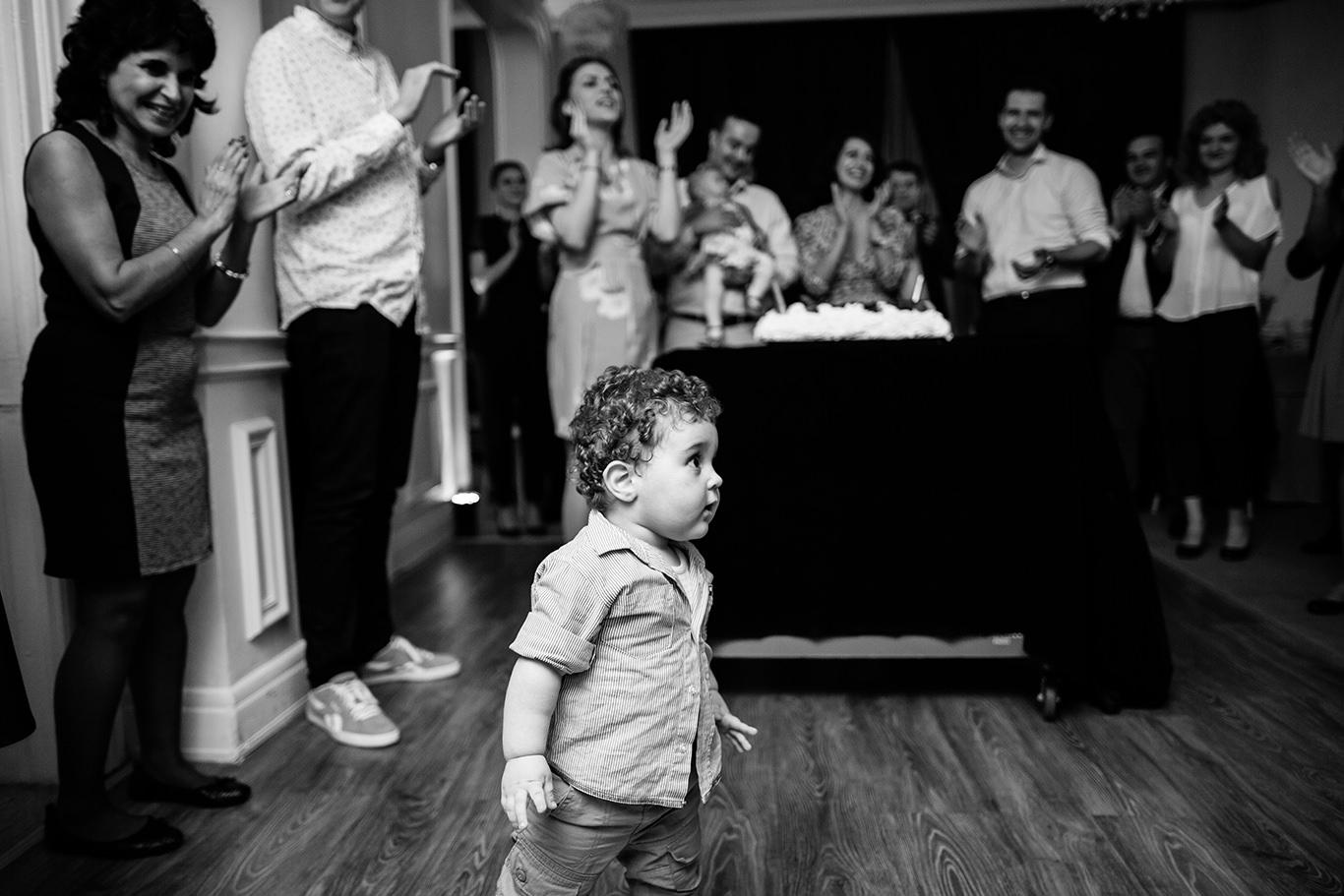 Cum deja s-a terminat botezul